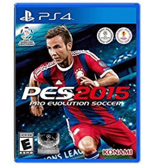 Playstation Games,Pro Evolution Soccer 2015,PlayStation 4,KN-PS4-PES2015