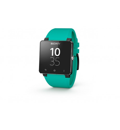 Smart Watches Sony,Smart Watch 2 Sony,WATCH 2 STRAP  Made for Android,turquoise,Agent Guarantee