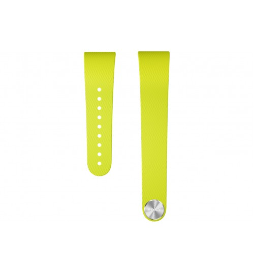 Exchangeable wrist straps,Smart Band Talk Wrist Strap,SWR310,Lime