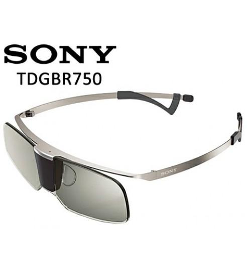 Sony Glasses,Titanium 3D Active Glasses,Active 3D Glasses,TDG-BR750,Agent Guarantee
