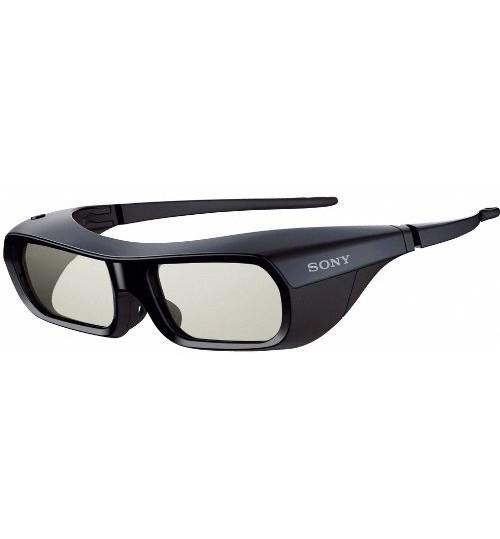 Sony Glasses,Rechargeable 3D Adult Glasses,TDG-BR250, Black