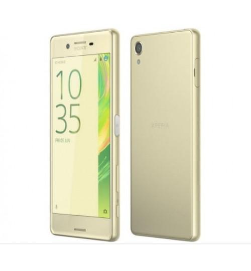 "Sony Xperia,Sony Xperia X F5122,DUAL SIM,Screen 5.0"",Camera 23MP,Memory  64GB,Smartphone ,lime Gold,F5122-lime,Agent Guarantee"