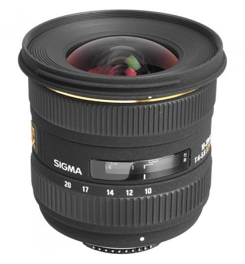 Sony Camera LENS,Canon Camera LENS,Sigma 10-20mm f/4-5.6 EX DC HSM Lens for Nikon, Digital SLR Cameras,type,1020DCWIDEEX,Agent Guarantee