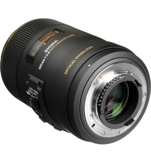 Sony Camera lens,Nikon Camera Lens,Canon Camera lens,Sigma 105mm F2.8 EX DG OS HSM MacroLens ,for Canon SLR Camera,Agent Guarantee