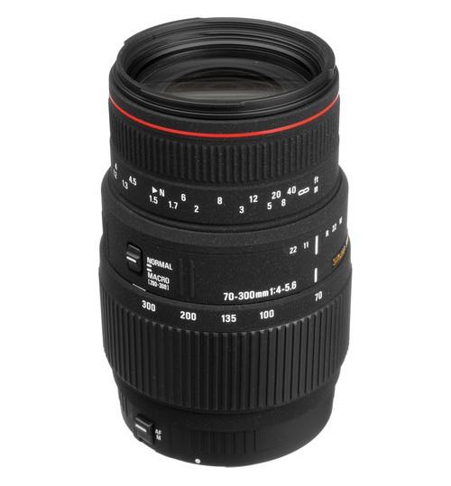 Camera Lens,Sigma 70-300mm f/4-5.6 DG APO Macro Telephoto Zoom Lens for ,Canon SLR Cameras,Sony Alpha,Nikon,70300DGZOOMAPO,Agent Guarantee