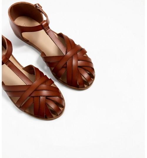 ZARA Kids D'orsay Shoes