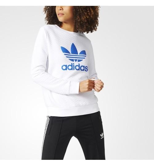Adidas Trefoil Crew Sweatshirts