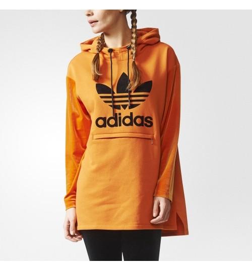 Adidas BRKLYN Heights Long Hoodie