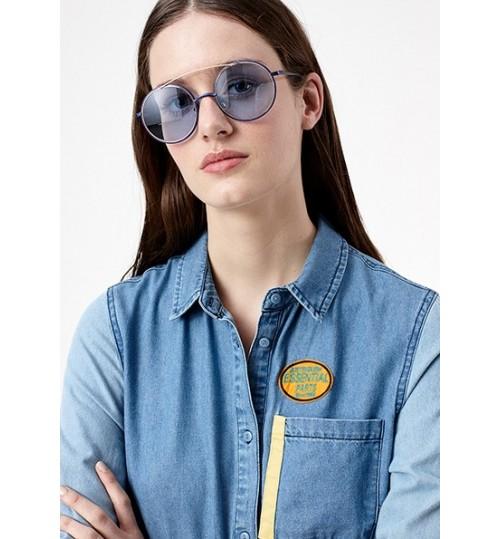 Riva Round Sunglasses