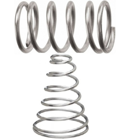 Stainless Steel Compression Springs Diameter Wire 0.1mm Upto 17mm Available in Saudi Arabia