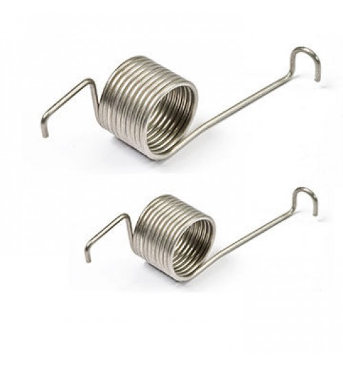 Stainless Steel Torsion Springs Diameter Wire 0.1mm Upto 17mm Available in Saudi Arabia