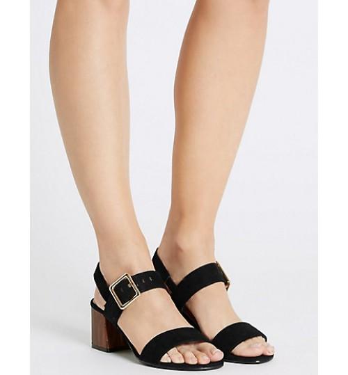 Marks & Spencer Block Heel Sandals