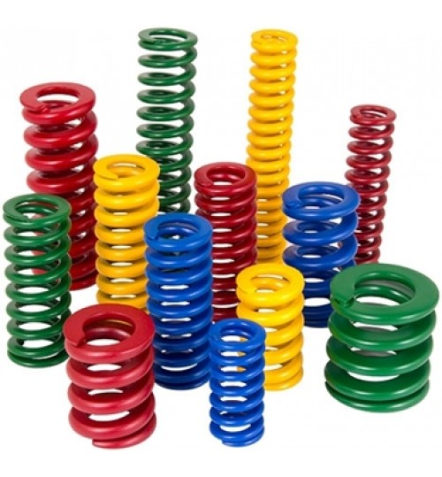 mould springs for plastic injection mould available in different sizes in saudi arabia
