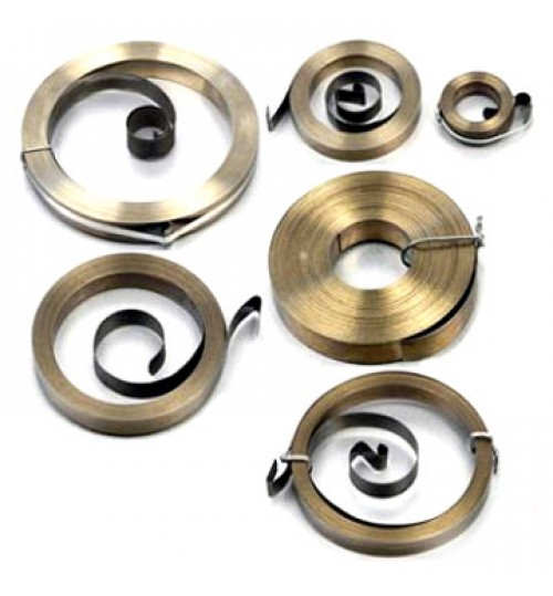spiral springs for mechanical works available in saudi arabia with different sizes
