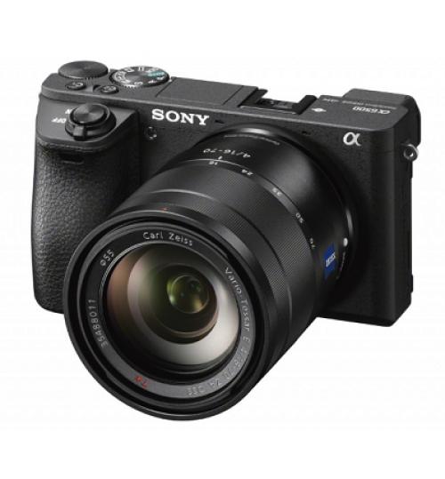 Sony Camera,α6500 Premium E-mount APS-C Camera,ILCE-6500,24.2 MP,Agent Guarantee