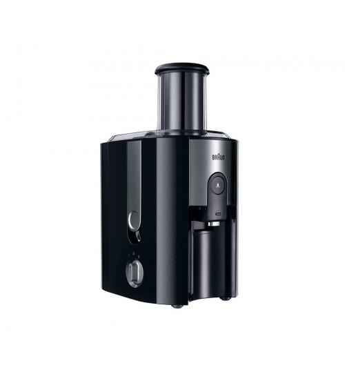 Braun Identity Collection Spin juicer J 500 Black