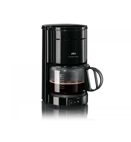 Braun Coffe Maker Nespresso Inissia Coffee Machine Model KF47 Black