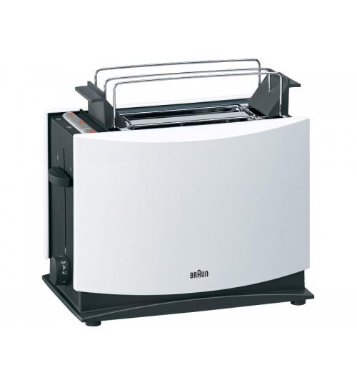 Braun Model HT 450 Multitoast Toaster Black