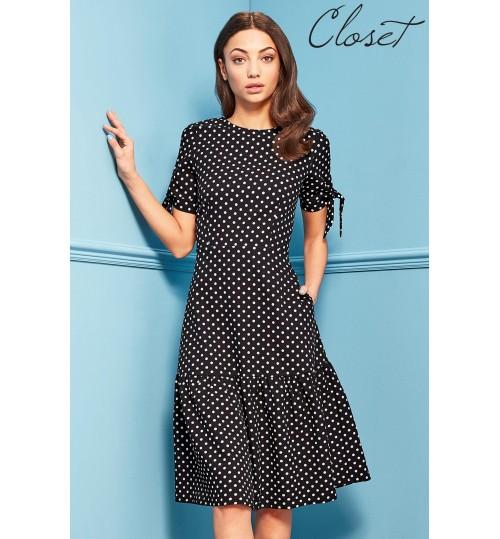 Closet Polka Dot Dress