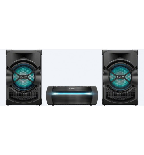 Home theatre,sony,High Power Home Audio System with DVD,SHAKE-X10D