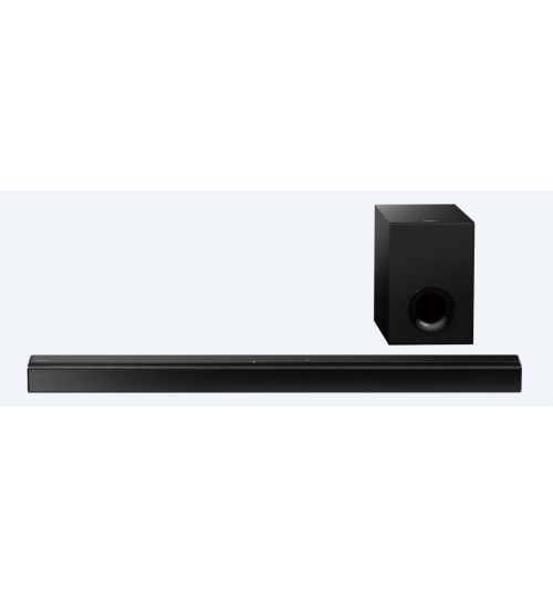HOME THEATRE & SOUND BARS,Sony,2.1ch Soundbar with Bluetooth® technology,HT-CT80