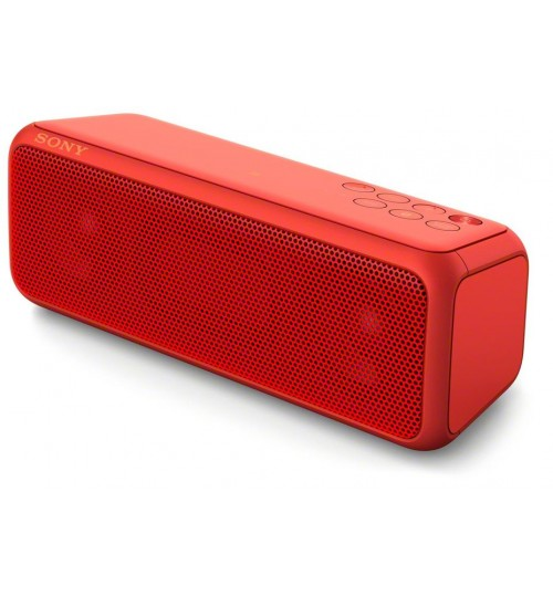 Sony Portable Bluetooth Speaker model SRSXB2/R RED