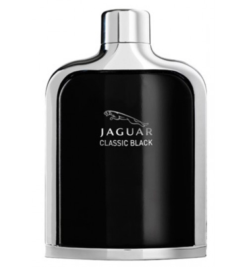 Jaguar,Classic Black by Jaguar for Men Eau de Toilette,100ml
