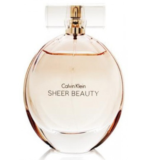 Calvin Klein Sheer Beauty For Women Eau de Parfum,100ml