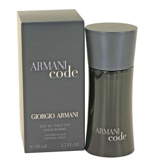 Giorgio Armani Perfum,Armani Code by Giorgio Armani for Men Eau de Toilette,50ml