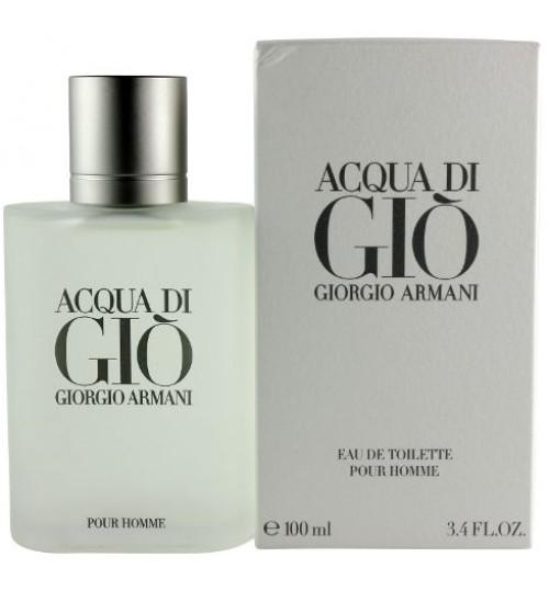Giorgio Armani,Acqua di Gio by Giorgio Armani for Men,Eau de Toilette,100ml