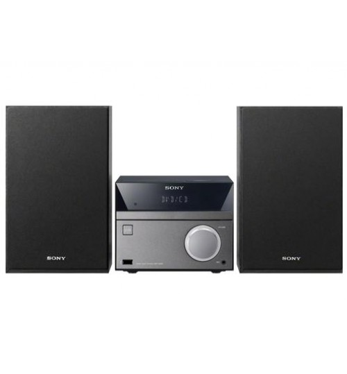 CMT-S40D CD/DVD/Tuner Micro Hi-Fi System with USB